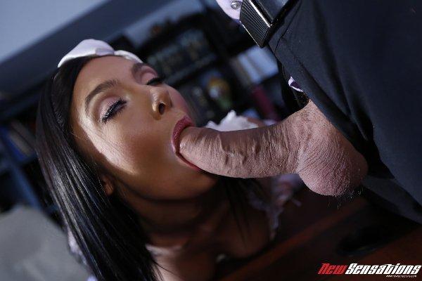 New Sensations Marley Brinx Naughty Blowjob Img Sex 1